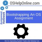Bootstrapping An OS