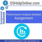 Performance Analysis Modules