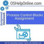 Process Control Blocks