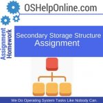 Secondary Storage Structure