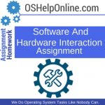 Software And Hardware Interaction