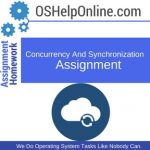 Concurrency And Synchronization
