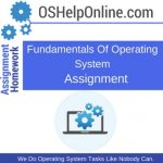 Fundamentals Of Operating System