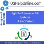 High-Performance File Systems