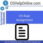 OS Bugs