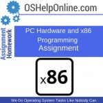 PC Hardware and x86 Programming