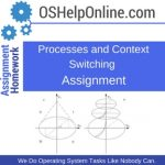 Processes and Context Switching