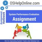 System Performance Evaluation